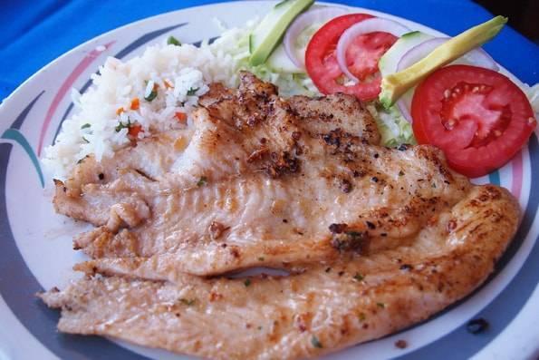 タスコの魚