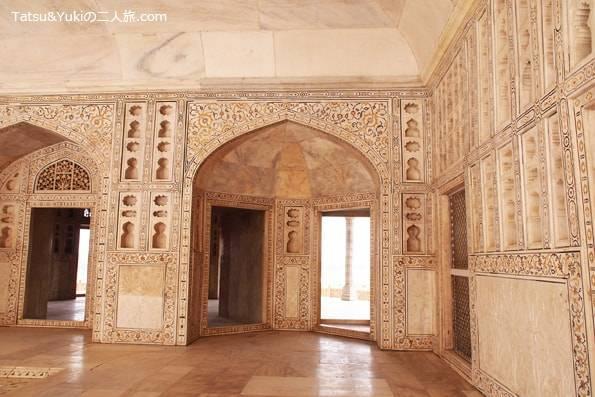 アグラ城塞(Agra Fort)