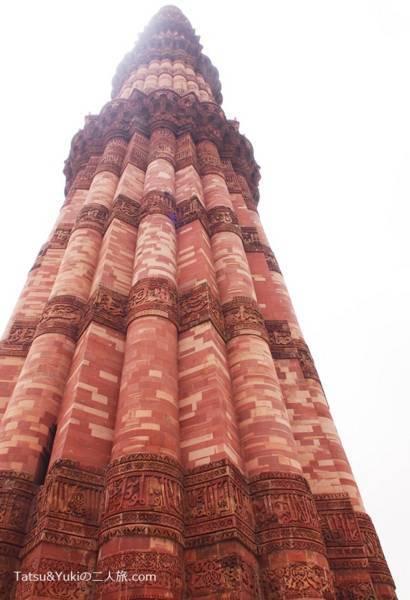 クトゥブ・ミナール(Qutb Minar)