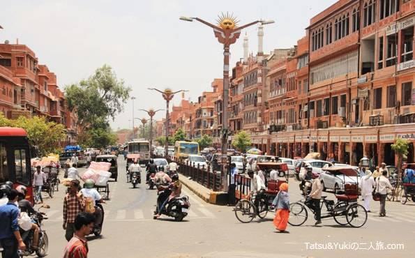 インド・ジャイプール