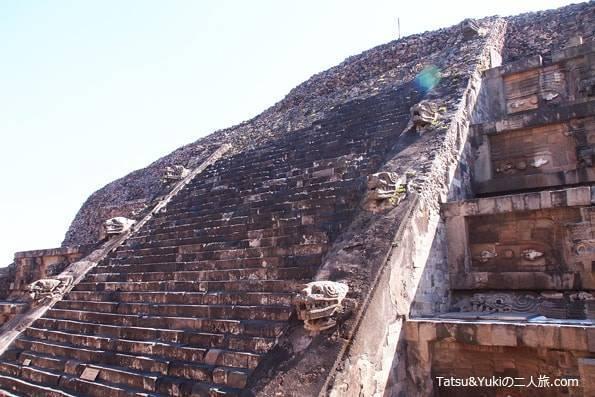 メキシコのテオティワカン