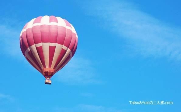 テオティワカンの気球