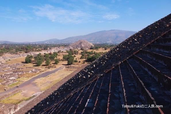 メキシコの世界遺産テオティワカン