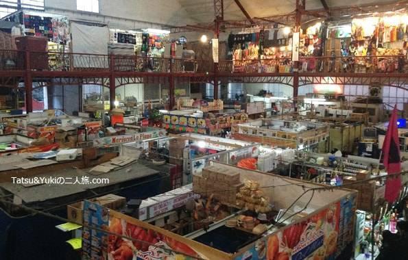 グアナファトのイダルゴ市場