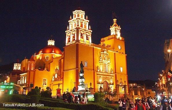 メキシコの世界遺産グアナファト