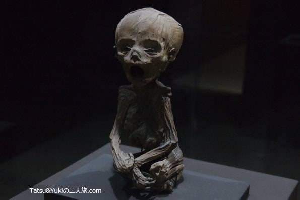 グアナファトのミイラ博物館