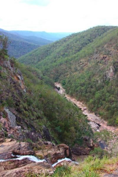 スタンソープのブーヌーブーヌー国立公園(Boonoo Boonoo National Park)