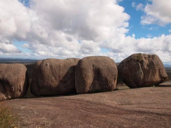 スタンソープの観光・ボールドロック国立公園(Bald Rock National Park)