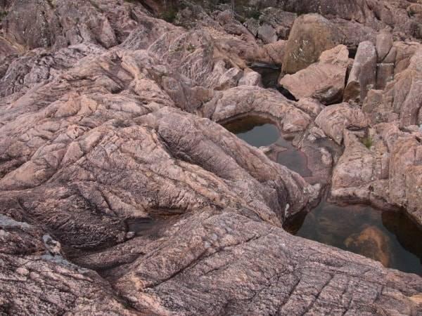 スタンソープの観光・ブーヌーブーヌー国立公園(Boonoo Boonoo National Park)