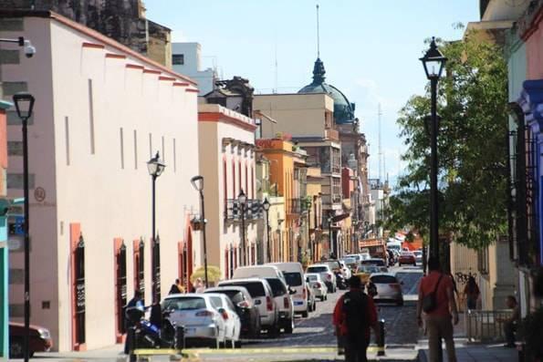 メキシコのオアハカ
