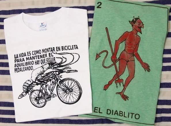 オアハカのお土産(Tシャツ)