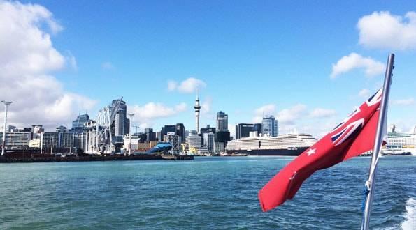 ニュージーランド・オークランドからフェリーで行ける島々