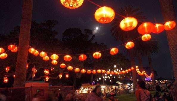 オークランド・ランタンフェスティバル (Auckland Lantern Festival)