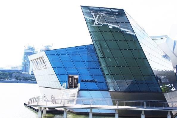 ルイヴィトン・シンガポール