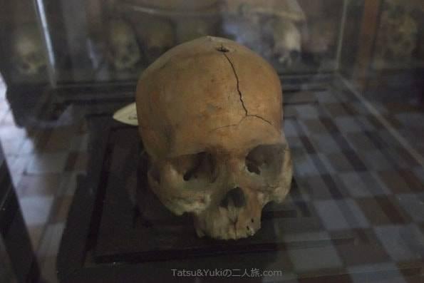 ポルポト虐殺博物館