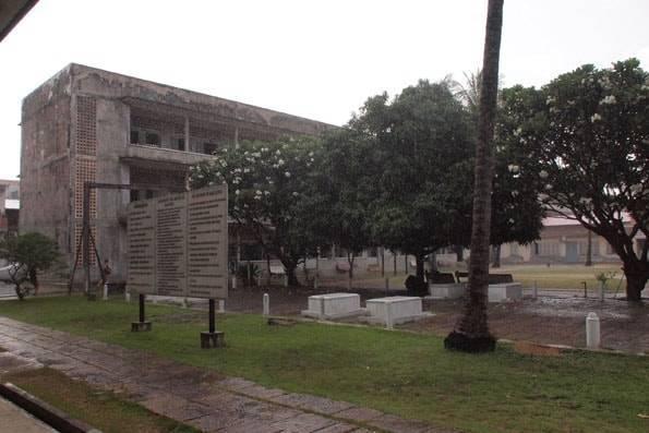 虐殺博物館S21