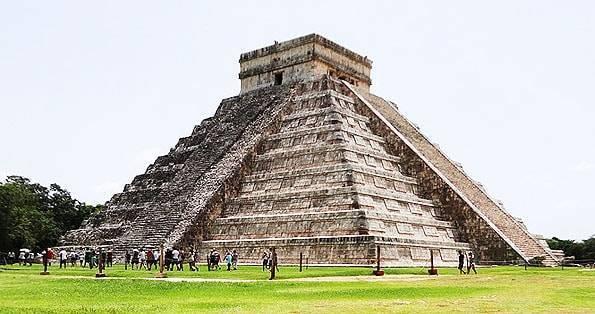 メキシコの世界遺産「チチェン・イツァ遺跡」