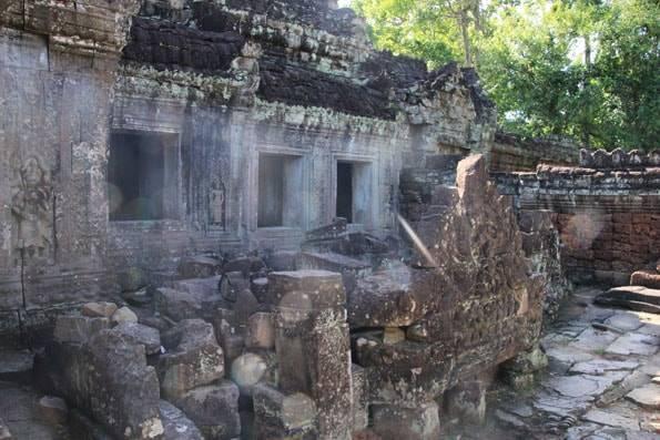 カンボジア・アンコール遺跡群