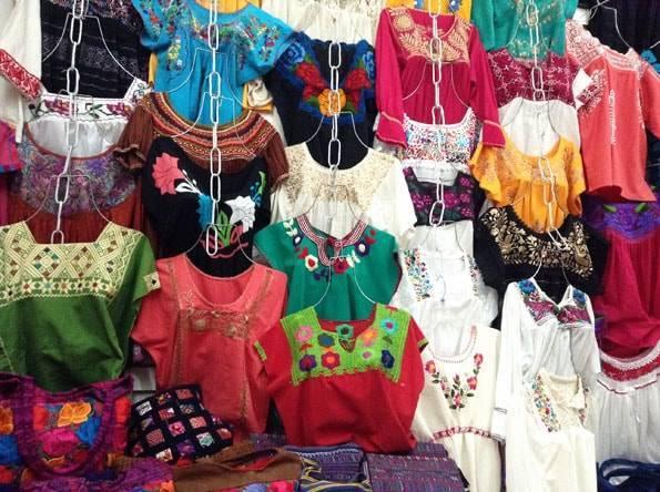 メキシコのお土産洋服