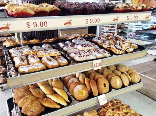 メキシコのパン屋