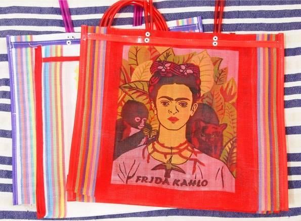 メキシコのお土産バッグ