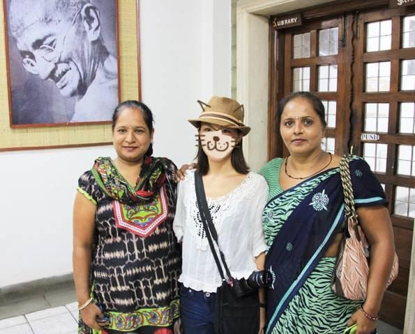 国立ガンディー博物館 (National Gandhi Museum)