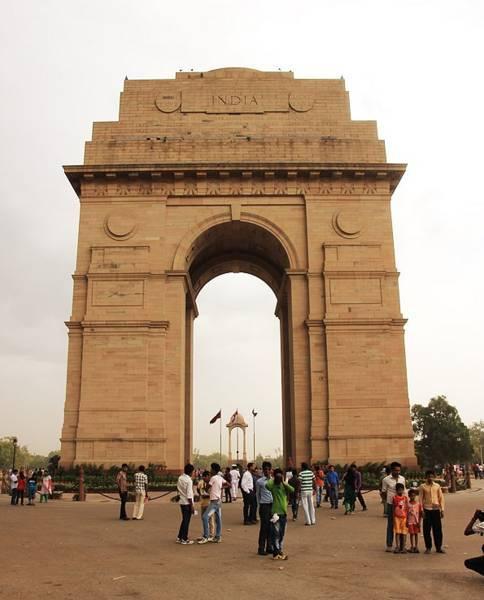 インドデリー・インド門