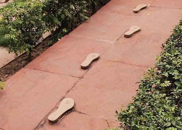 インドデリーのガンディースムリティ博物館(Gandhi Smriti Museum)
