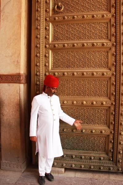 インド・ジャイプールの宮殿「シティ・パレス」