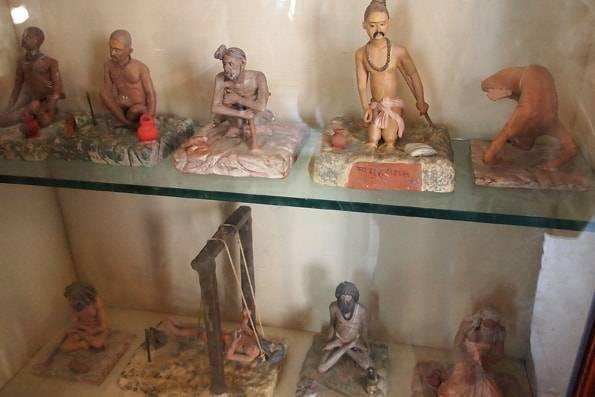 """インド・ジャイプールの""""中央博物館(アルバートホール)"""""""