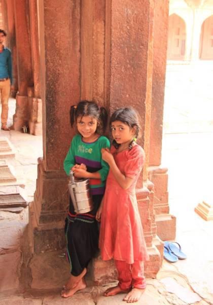 インド・アグラの世界遺産「ファテープル・シークリー」