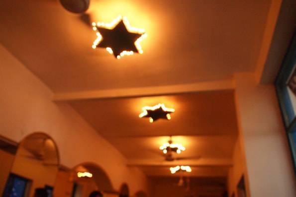 アグラのレストラン