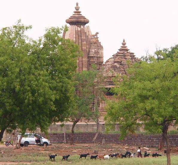 インドの世界遺産カジュラホ寺院群