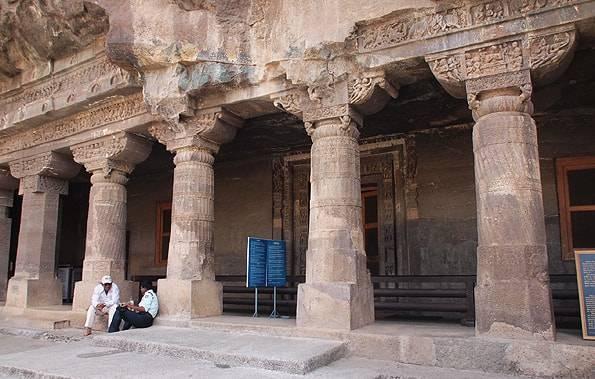 インドの世界遺産「アジャンター石窟群」
