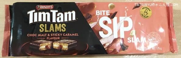 ティムタム2019年最新チョコ モルト & スティッキー キャラメル(CHOC MALT & STICKY CARAMEL)