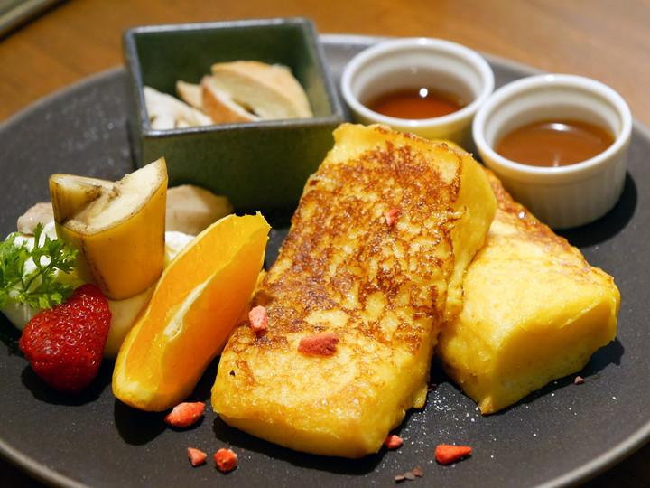 極上 鎌倉フレンチトースト(単品1400円、ドリンクセット1750円税別)