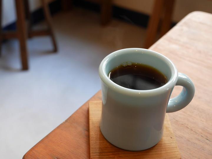 横浜・山手 Little Village Cafe(リトルビレッジカフェ) ブレンドコーヒー