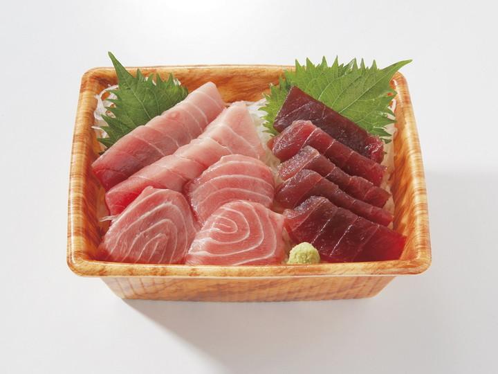 湊魚問屋「三崎まぐろ丼」
