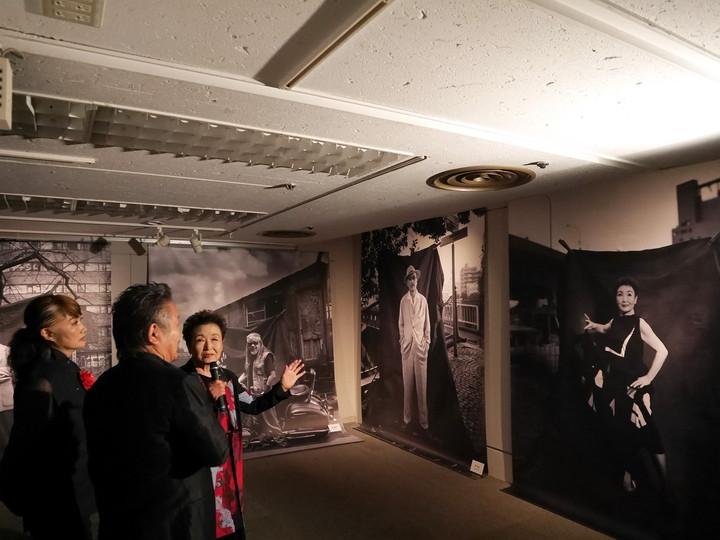 森日出夫写真展 横浜高島屋