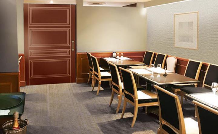 ホテルニューグランド直営レストラン ル グラン