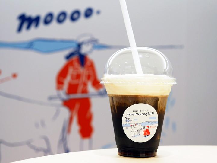 グッドモーニングテーブル 横浜高島屋 クリーム コーヒー