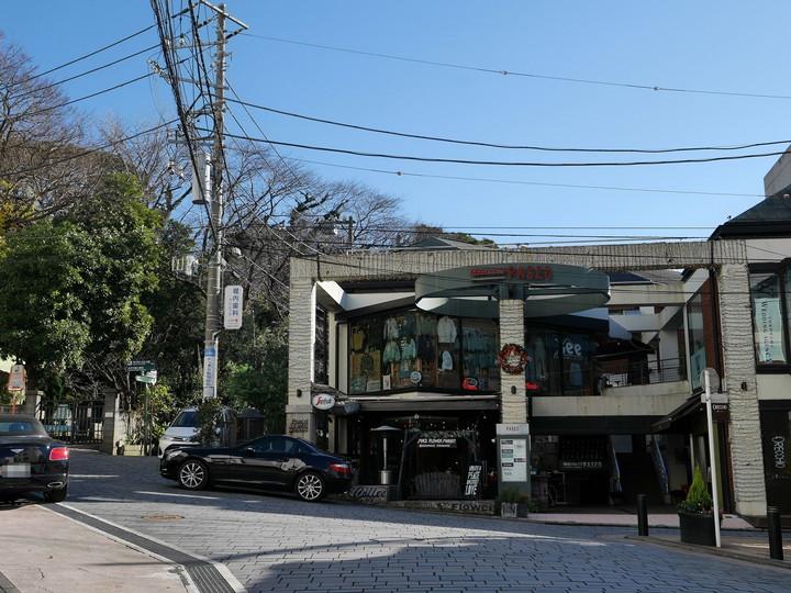 横浜・元町 オートウー