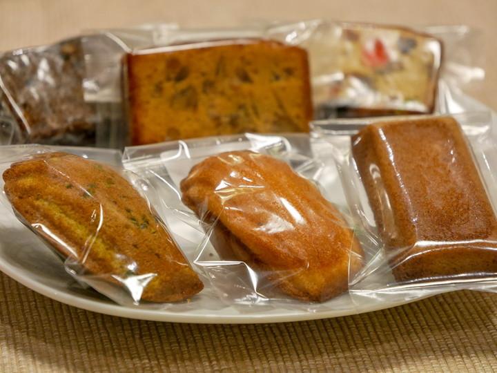 パティスリー リュニック 焼菓子