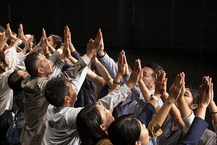 企業・地域と劇場をつなぐ 赤レンガ・ダンスプロジェクト