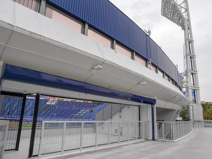 横浜スタジアム Yデッキ DREAM GATE STAND