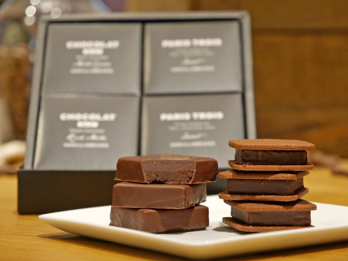 横浜チョコレート バニラビーンズ