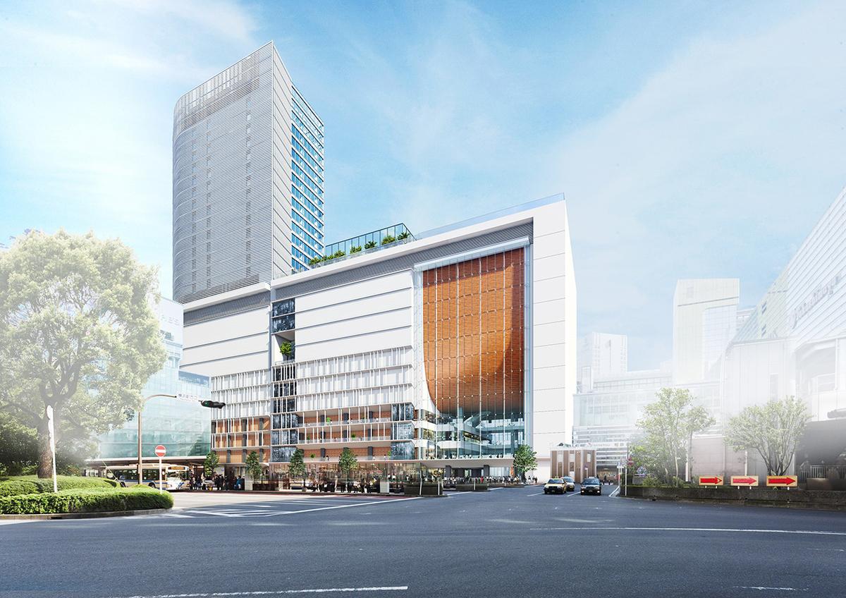 JR横浜タワー 外観イメージ(画像提供:広報事務局)