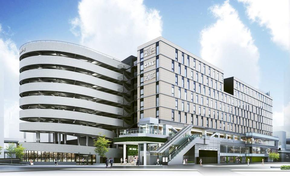 JR横浜鶴屋町ビル イメージ(画像提供:広報事務局)