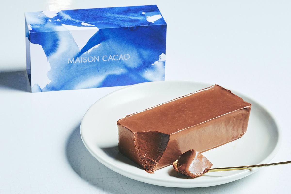生チョコムース