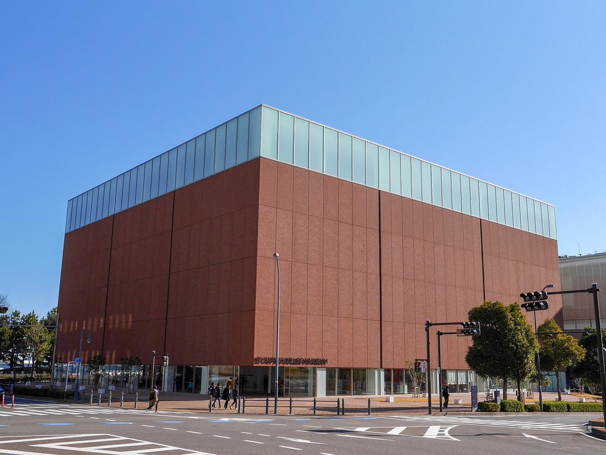 カップヌードルミュージアム 横浜 外観